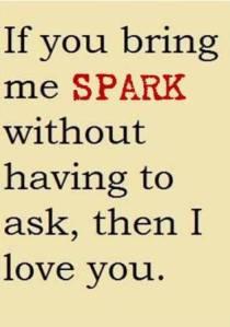 bring me spark