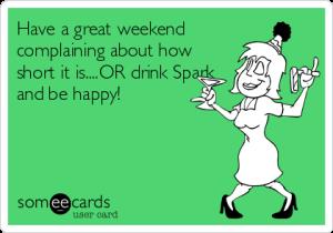 spark weekend