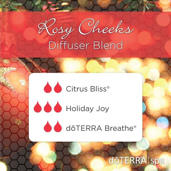 holiday joy diffuse