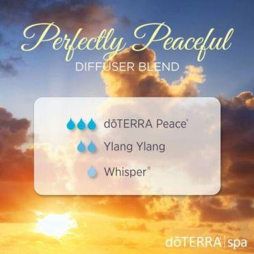 Peace diffuse