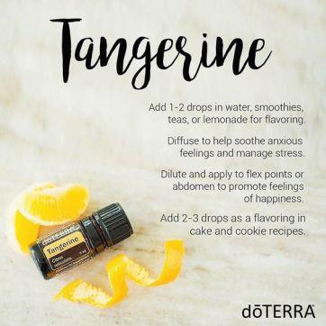 Use tangerine