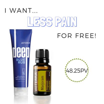 FREE LESS PAIN