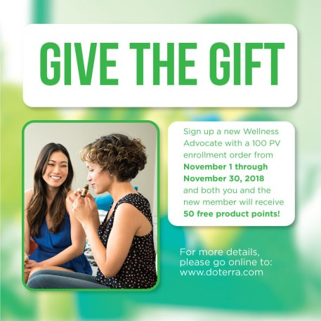 give the gift
